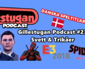 Gillestugan Podcast #23 – Svett & Trikåer