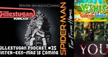 Gillestugan Podcast #35 – Winter-een-mas is coming!
