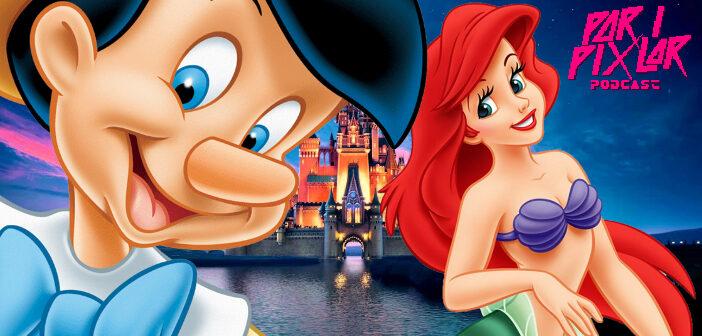Par i Pixlar #112 – Sidequest Disney