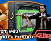 Gillestugan Podcast #43 – Pixlade apor & Torpeder