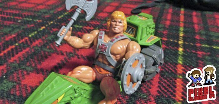Pixelklubben 64 #96 – Alla talar svenska!: Den om He-Man på video del 1