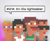 Wespawn #214 – En lila lightsaber