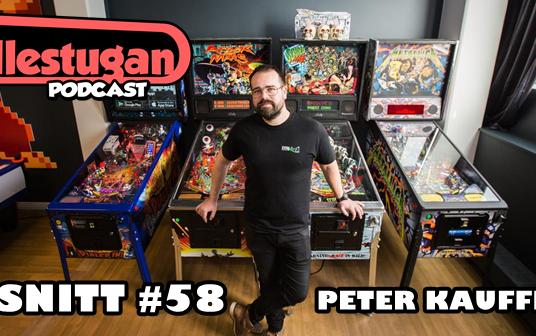 Gillestugan Podcast #58 – Peter Kauffmann