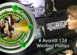 Äntligen Spelmusik #124 – Winifred Phillips