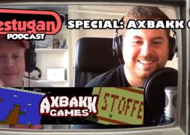 Gillestugan Podcast SPECIAL: Axbakk Games