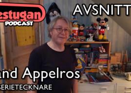 Gillestugan Podcast #65 – Roland Appelros