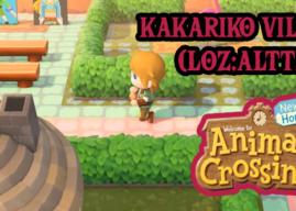 Kakariko village (LOZ: ALTTP) i Animal Crossing