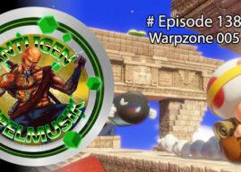 Finally game music #138 – Warpzone 005