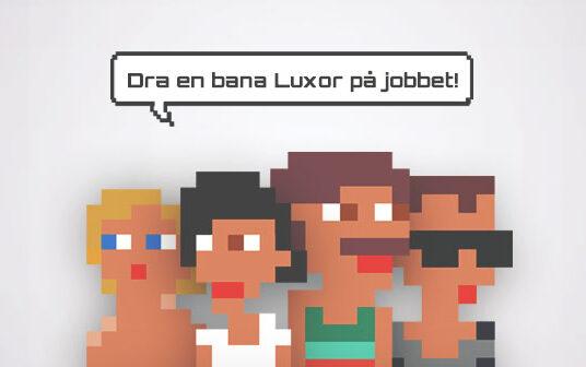 wespawn #233 – Dra en bana Luxor på jobbet
