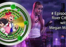 Finally game music #152 – River City Girls with Megan McDuffee