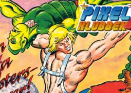 Pixelklubben ZX 124 – Benke i guiden och Kobra Ken: Den om He-Man-tidningen